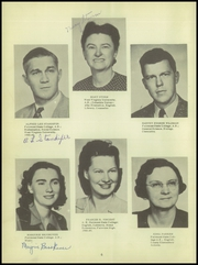Page 10, 1949 Edition, Fairview High School - Paw Paw Yearbook (Fairview, WV) online yearbook collection
