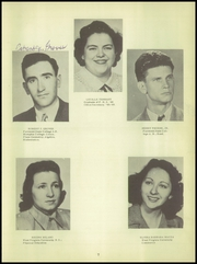 Page 11, 1949 Edition, Fairview High School - Paw Paw Yearbook (Fairview, WV) online yearbook collection