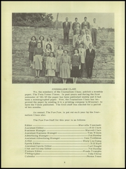 Page 12, 1949 Edition, Fairview High School - Paw Paw Yearbook (Fairview, WV) online yearbook collection