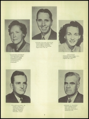 Page 9, 1949 Edition, Fairview High School - Paw Paw Yearbook (Fairview, WV) online yearbook collection