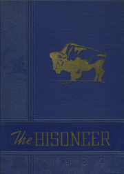 1954 Edition, Barrackville High School - Bisoneer Yearbook (Barrackville, WV)