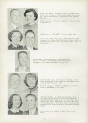 Page 12, 1954 Edition, Barrackville High School - Bisoneer Yearbook (Barrackville, WV) online yearbook collection