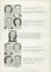 Page 14, 1954 Edition, Barrackville High School - Bisoneer Yearbook (Barrackville, WV) online yearbook collection