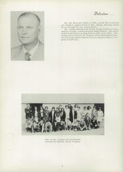 Page 8, 1954 Edition, Barrackville High School - Bisoneer Yearbook (Barrackville, WV) online yearbook collection