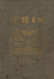1924 Edition, Piedmont High School - Tris Yearbook (Piedmont, WV)