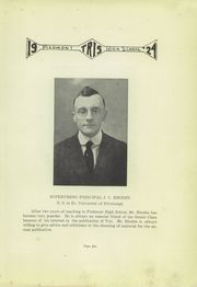 Page 11, 1924 Edition, Piedmont High School - Tris Yearbook (Piedmont, WV) online yearbook collection
