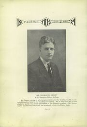 Page 12, 1924 Edition, Piedmont High School - Tris Yearbook (Piedmont, WV) online yearbook collection