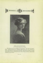 Page 13, 1924 Edition, Piedmont High School - Tris Yearbook (Piedmont, WV) online yearbook collection