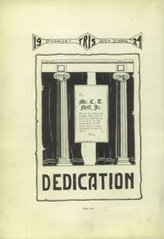 Page 8, 1924 Edition, Piedmont High School - Tris Yearbook (Piedmont, WV) online yearbook collection