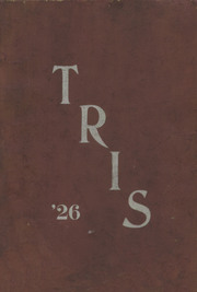 1926 Edition, Piedmont High School - Tris Yearbook (Piedmont, WV)