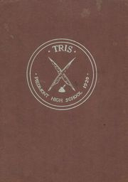 1929 Edition, Piedmont High School - Tris Yearbook (Piedmont, WV)
