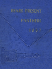 Page 1, 1957 Edition, Harman High School - Panther Yearbook (Harman, WV) online yearbook collection