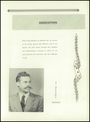 Page 9, 1957 Edition, Harman High School - Panther Yearbook (Harman, WV) online yearbook collection
