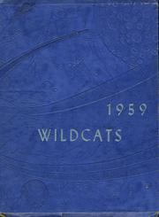 1959 Edition, Harman High School - Panther Yearbook (Harman, WV)