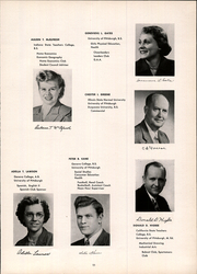 Page 15, 1953 Edition, Beaver High School - Beaver Memories Yearbook (Bluefield, WV) online yearbook collection