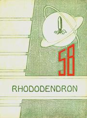 Page 1, 1958 Edition, Wells High School - Rhododendron Yearbook (Newell, WV) online yearbook collection