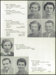 Page 11, 1958 Edition, Wells High School - Rhododendron Yearbook (Newell, WV) online yearbook collection