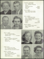 Page 12, 1958 Edition, Wells High School - Rhododendron Yearbook (Newell, WV) online yearbook collection