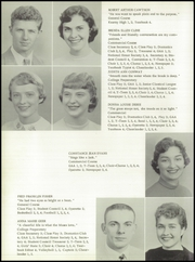 Page 16, 1958 Edition, Wells High School - Rhododendron Yearbook (Newell, WV) online yearbook collection