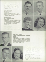 Page 17, 1958 Edition, Wells High School - Rhododendron Yearbook (Newell, WV) online yearbook collection