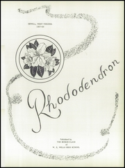 Page 5, 1958 Edition, Wells High School - Rhododendron Yearbook (Newell, WV) online yearbook collection