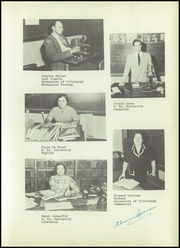 Page 15, 1953 Edition, New Cumberland High School - Pebble Yearbook (New Cumberland, WV) online yearbook collection