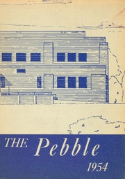 1954 Edition, New Cumberland High School - Pebble Yearbook (New Cumberland, WV)
