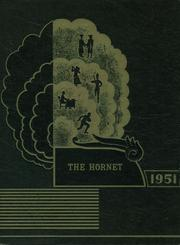 1951 Edition, Sandstone High School - Hornet Yearbook (Sandstone, WV)