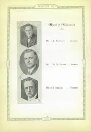 Page 14, 1928 Edition, Lost Creek High School - Memories Yearbook (Lost Creek, WV) online yearbook collection