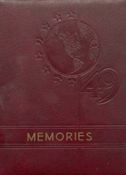 1949 Edition, Lost Creek High School - Memories Yearbook (Lost Creek, WV)