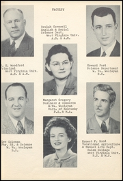 Page 11, 1949 Edition, Lost Creek High School - Memories Yearbook (Lost Creek, WV) online yearbook collection