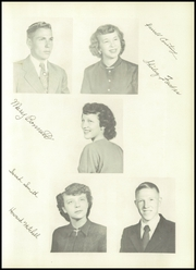 Page 15, 1953 Edition, Jane Lew High School - Lewisite Yearbook (Jane Lew, WV) online yearbook collection