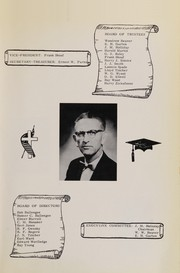 Page 15, 1959 Edition, Mountain State High School - Conqueror Yearbook (Alderson, WV) online yearbook collection