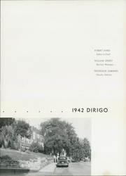 Page 11, 1942 Edition, Salem College - Dirigo Yearbook (Salem, WV) online yearbook collection
