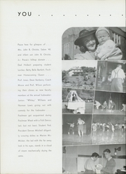 Page 12, 1942 Edition, Salem College - Dirigo Yearbook (Salem, WV) online yearbook collection