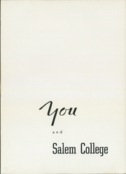 Page 5, 1942 Edition, Salem College - Dirigo Yearbook (Salem, WV) online yearbook collection