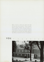 Page 8, 1942 Edition, Salem College - Dirigo Yearbook (Salem, WV) online yearbook collection