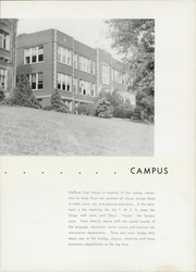 Page 9, 1942 Edition, Salem College - Dirigo Yearbook (Salem, WV) online yearbook collection