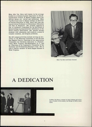 Page 11, 1962 Edition, Salem College - Dirigo Yearbook (Salem, WV) online yearbook collection