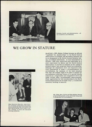 Page 15, 1962 Edition, Salem College - Dirigo Yearbook (Salem, WV) online yearbook collection