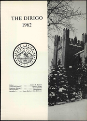 Page 7, 1962 Edition, Salem College - Dirigo Yearbook (Salem, WV) online yearbook collection