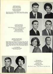Page 156, 1967 Edition, West Virginia University Institute of Technology - Bear Tracks Yearbook (Montgomery, WV) online yearbook collection