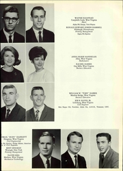 Page 161, 1967 Edition, West Virginia University Institute of Technology - Bear Tracks Yearbook (Montgomery, WV) online yearbook collection