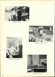Page 64, 1967 Edition, West Virginia University Institute of Technology - Bear Tracks Yearbook (Montgomery, WV) online yearbook collection
