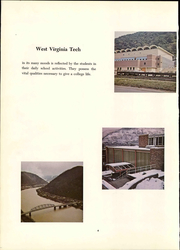 Page 10, 1969 Edition, West Virginia University Institute of Technology - Bear Tracks Yearbook (Montgomery, WV) online yearbook collection