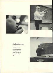 Page 12, 1969 Edition, West Virginia University Institute of Technology - Bear Tracks Yearbook (Montgomery, WV) online yearbook collection
