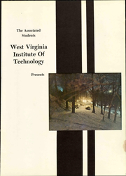 Page 7, 1969 Edition, West Virginia University Institute of Technology - Bear Tracks Yearbook (Montgomery, WV) online yearbook collection