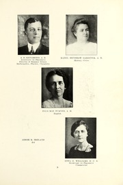 Page 13, 1922 Edition, Shepherd University - Cohongoroota Yearbook (Shepherdstown, WV) online yearbook collection