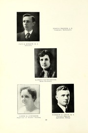 Page 14, 1922 Edition, Shepherd University - Cohongoroota Yearbook (Shepherdstown, WV) online yearbook collection