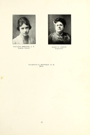 Page 15, 1922 Edition, Shepherd University - Cohongoroota Yearbook (Shepherdstown, WV) online yearbook collection